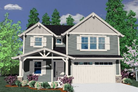1420 SW Wright Place Troutdale, OR 97060 – Lot 5 Gateway Estates