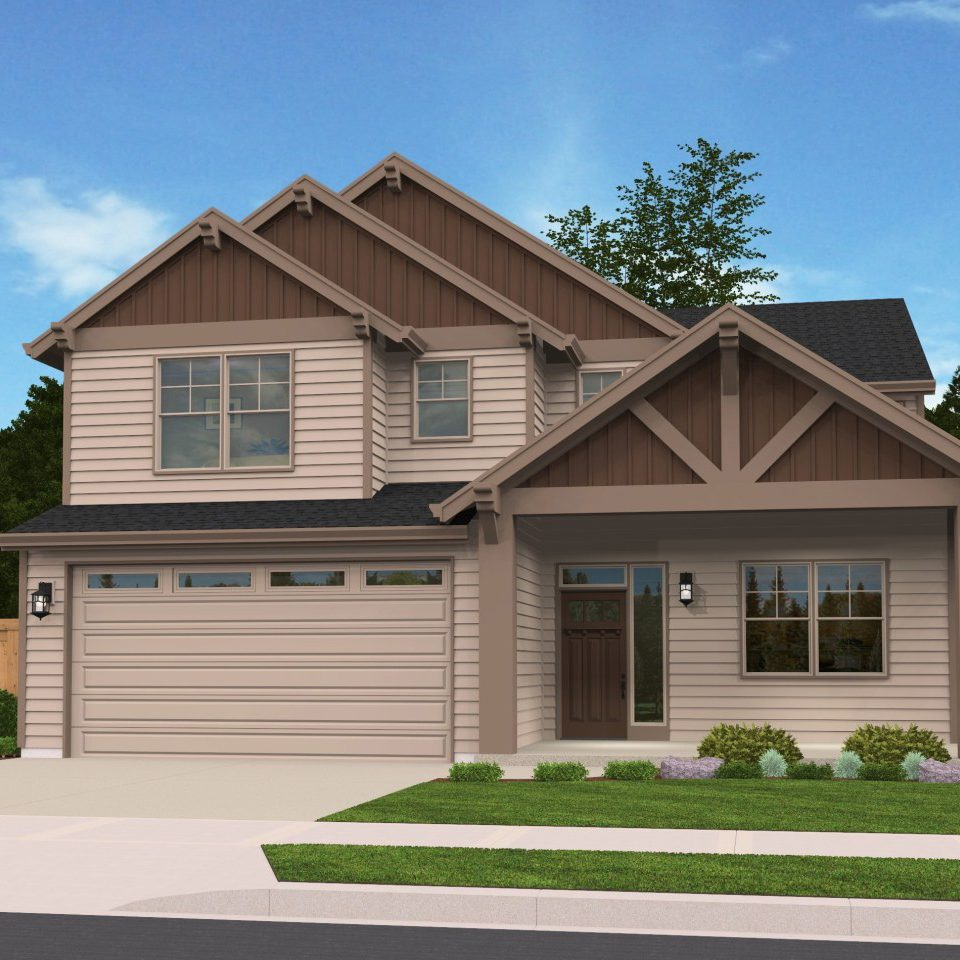 985 SW 14th Circle Troutdale, OR 97060 –  Lot 9 Gateway Estates