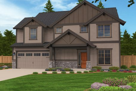 977 SW 14th Circle Troutdale, OR 97060 –  Lot 10 Gateway Estates
